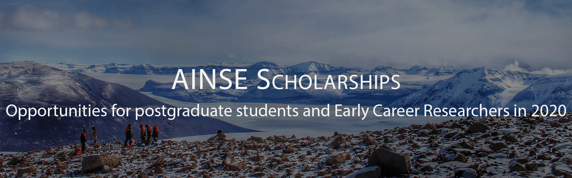 AINSE Scholarships