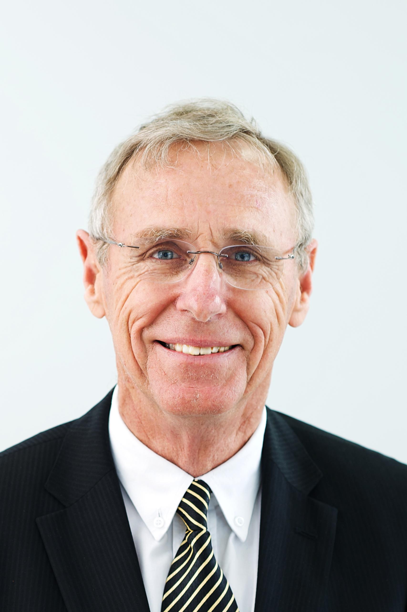 Peter Coldrey portrait