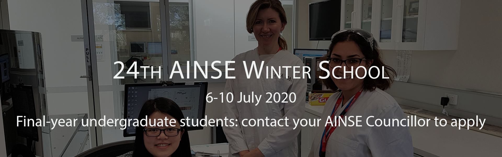 AINSE Winter School