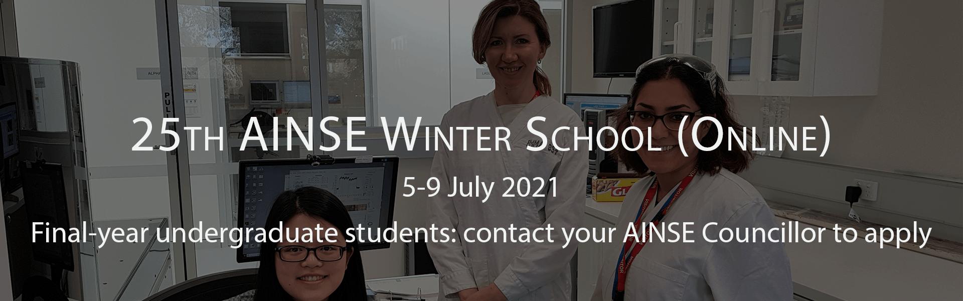 Winter School 2021