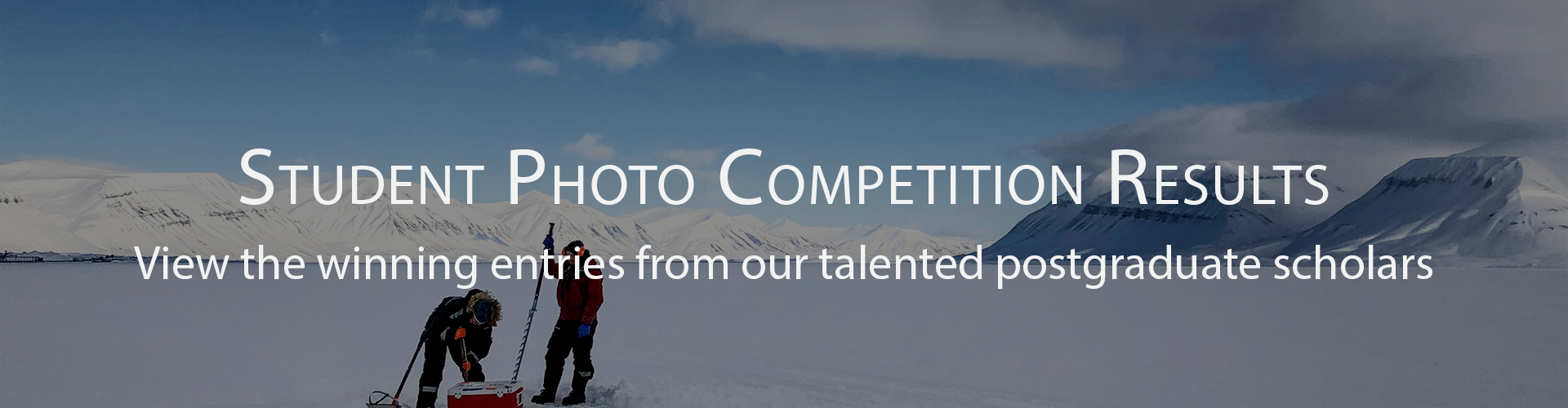 Photo Competition Winners